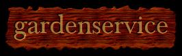 Gardenservice - устройство посевных и рулонных газонов. Профессиональное обслуживание приусадебных участков.